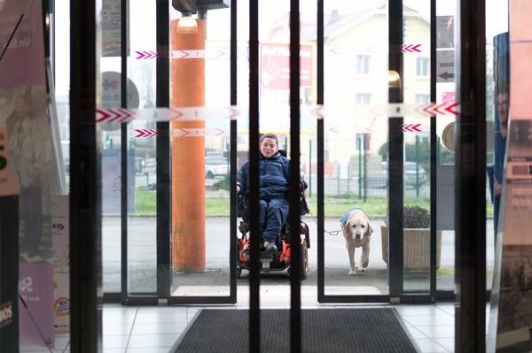 Edouard Scheidecker – Mon emploi, mon handicap