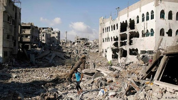 Sionismo y Occidente inventaron una nación, un territorio y un holocaustosingular