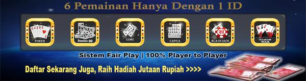 Agen Poker Online Resmi Indonesia