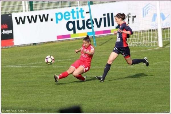 FCR - D2F: Résumé Fc Rouen - La Roche