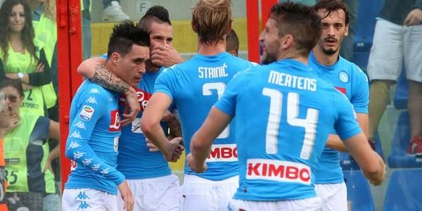 Napoli Petik Kemenangan Atas Crotone Di Lanjutan Liga Italia