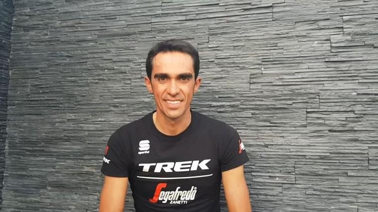Instagram post by Alberto Contador • Aug 7, 2017 at 8:39am UTC