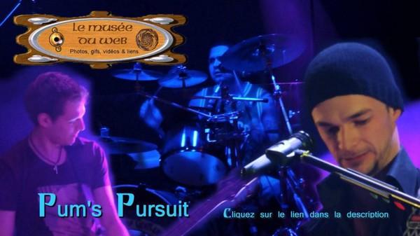le musee du web :: Pump's Pursuit (rock)