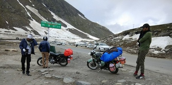 Motor Bike Expedition Tours   Motorcycle Expedition Tours India