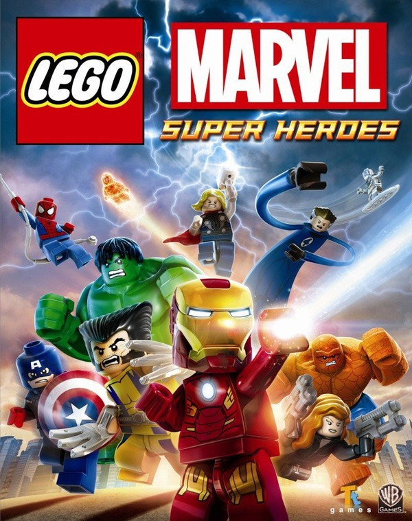 LEGO MARVEL Super Heroes - 2013 - PC