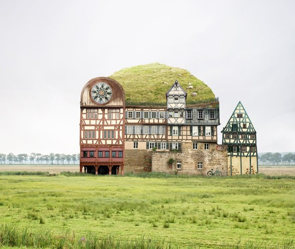 Amazing Surreal Buildings Inspired By German Architecture | Fun Of Break
