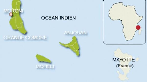 Comores - Les élus de Mohéli dénoncent le référendum constitutionnel • L'Express de Madagascar