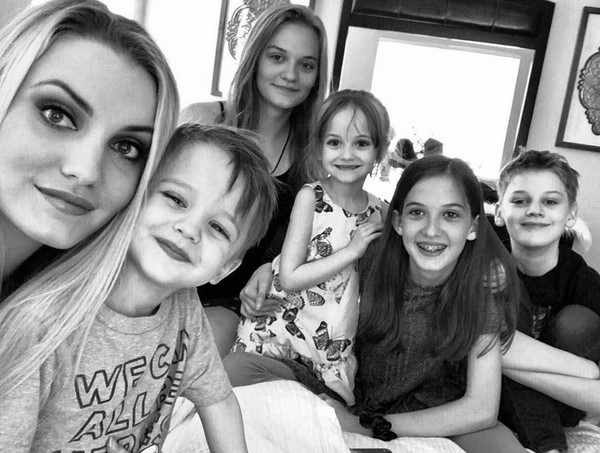 "Tim McCord on Instagram: ""Happy Mother's Day! I'm very much missing my beautiful family today. Anyone outside our private life doesn't know this but she's a mother…"""