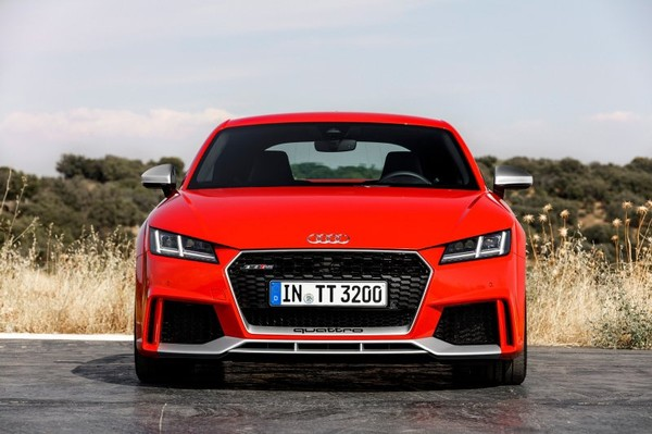 Audi TT RS Coupe to debut at the New York Auto Show