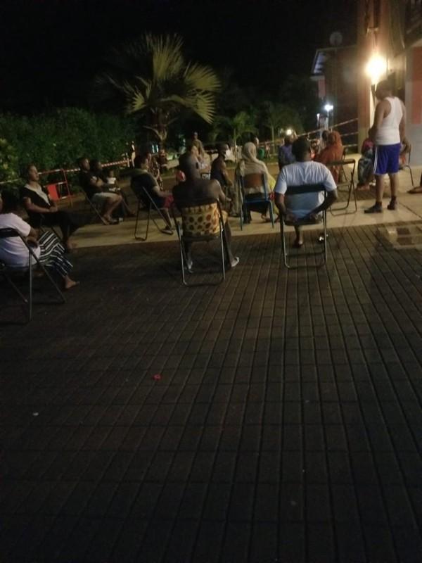 Au RSMA, 8 confinés testés positifs au Sars-Cov2 - Le Journal De Mayotte actualité