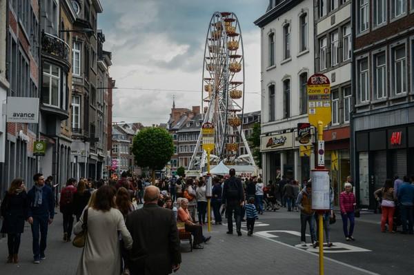 Namur en Mai : les premiers spectacles ! (photos)