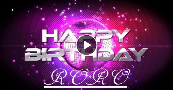 Petit Extrait d'une Soirée... Roro's Birthday