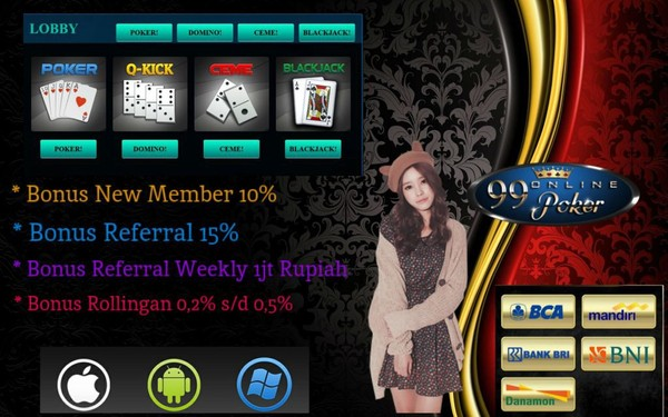 Langkah Download Domino Online Android