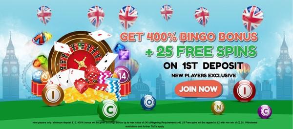 Everything You Should Learn About No Deposit Bingo Bonus Cash - Best Bingo Sites UK - Zordis