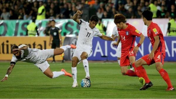 Prediksi Skor Korea Selatan vs Iran 31 Agustus 2017, Kualifikasi Piala Dunia - Top Bola