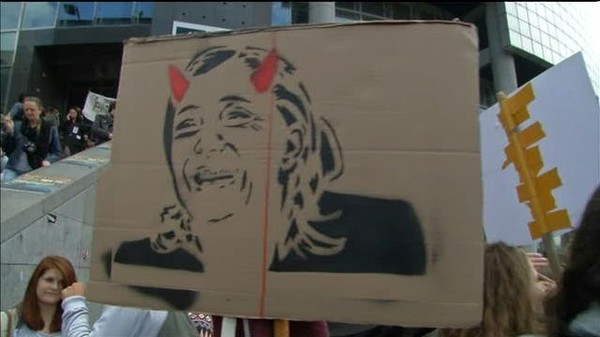 """Marches citoyennes"" contre le Front National"