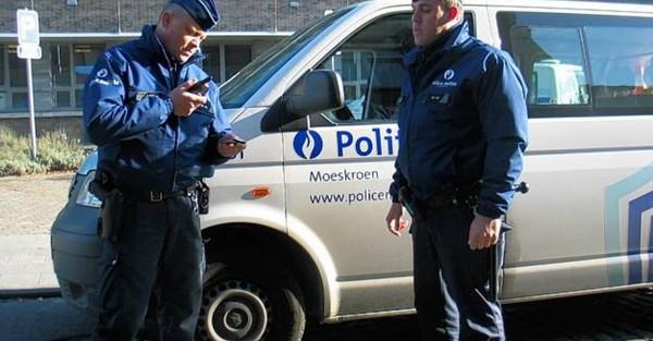 Mouscron: vous payez 152,5 euros pour la police