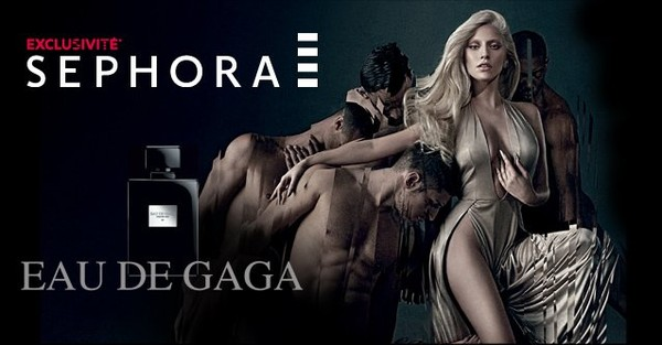 Mon Look #GagaChezSephora : Lady Gaga's ARTPOP style