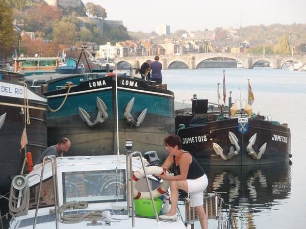 REJOIGNEZ LE GROUPE  MEUSE NAMUROISE  (Meuse & Sambre en Province de Namur)