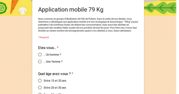 Application mobile 79 Kg