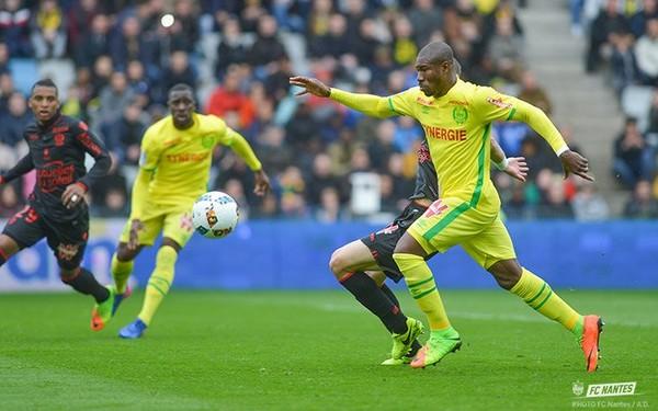 FC Nantes : Préjuce Nakoulma : ''Aborder chaque match avec sérénité''