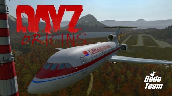 [GER] DayZ Origins - Jakowlew Jak-42d Clobber [German] - Dayz TV