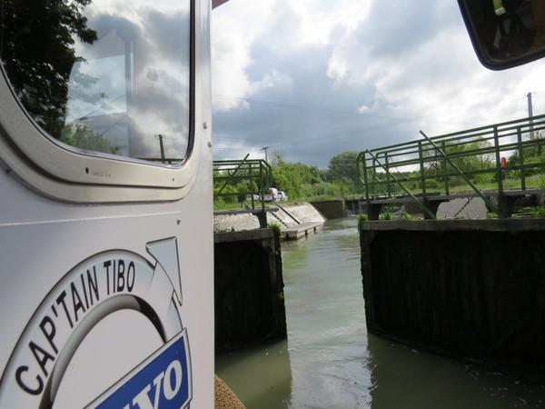 Cap'tain Tibo : la croisière ne s'amuse pas de Nogent à Marcilly-sur-Seine