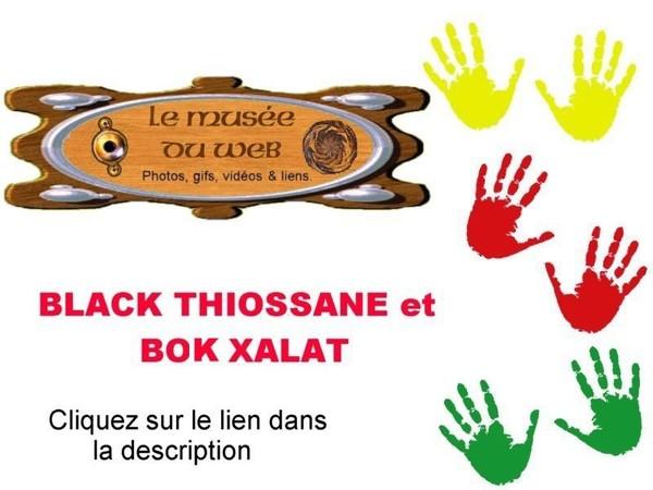 le musee du web :: Black Thiossane et Bok Xalat.