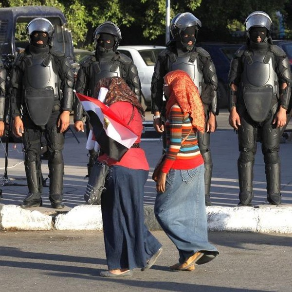 Egypt's Security Forces Regularly Use Sexual Violence Against Protesters, Detainees: Report   VICE News