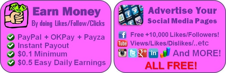LikesPlanet.com | Free Facebook Likes | YouTube Dislikes/Plays/Likes | Get Photo Likes | Traffic Alexa Boostup | Social Media Exchanger | Get Paid Money from Facebook/Twitter | 1st Source Related f...