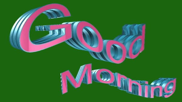 GOOD MORNING22