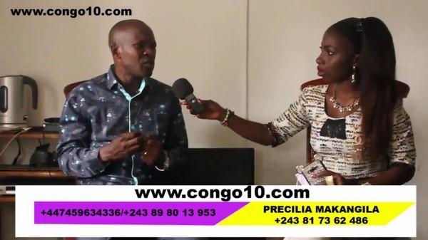 CONGO10: DANIEL SAFU FRAPPE ENCORE TRES FORT SUR VITAL KAMERHE , OLENGA NKOY , KABILA , BRUNO - YouTube