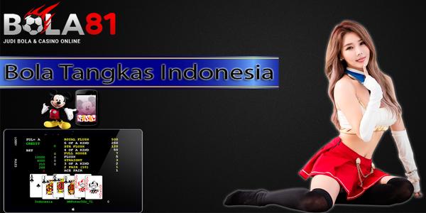 Bola Tangkas Indonesia