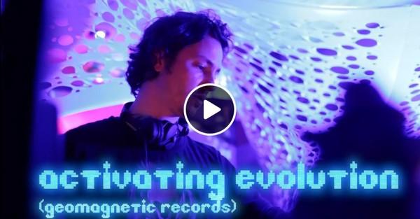 ACTIVATING EVOLUTION Live - The Ninth Sphere of Heaven - 04.05.2018 - Concorde Atlantique - Paris