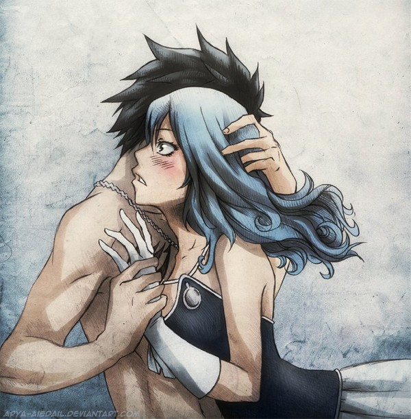 Gruvia - You're mine by =Arya-Aiedail on deviantART