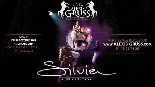 Cirque National Alexis Gruss, l'Art de la Piste - Site Officiel
