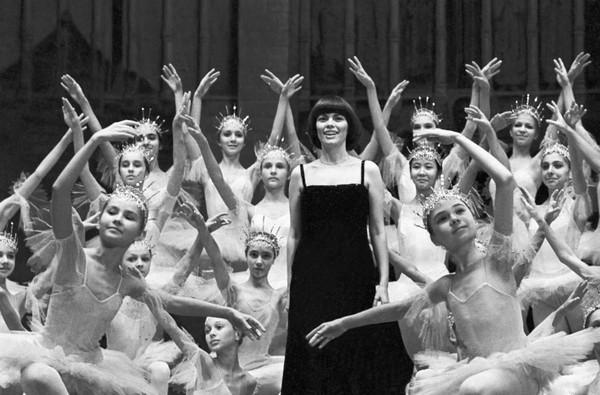 Mireille Mathieu au Kremlin