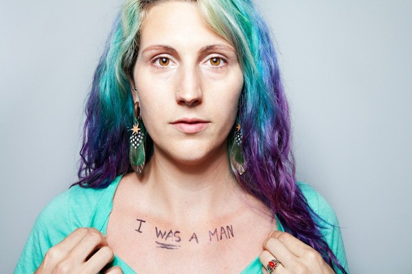 12 Powerful Portraits That Capture People's Darkest Insecurities