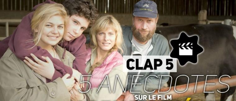 La Famille Bélier (France 2) : quel trophée prestigieux a gagné Louane ? Voici 5 anecdotes sur le film (Vidéo)