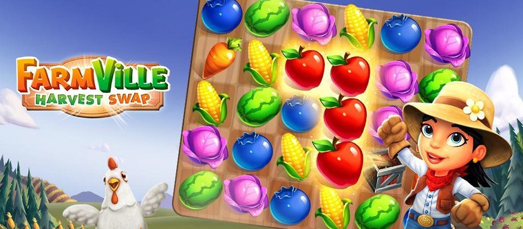 FarmVille: Harvest Swap | Zynga