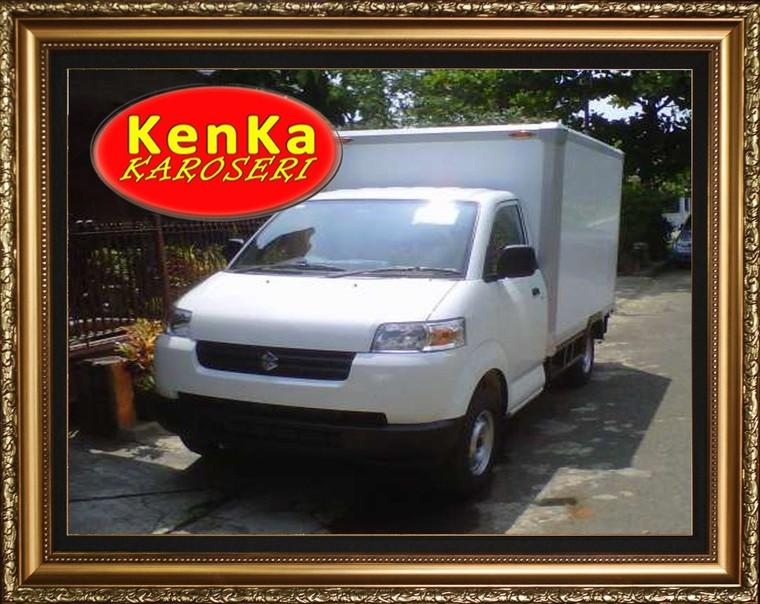Mobil Suzuki Box Pendingin – Karoseri Mobil & Truck KenKa