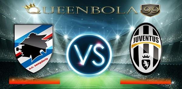 Prediksi Sampdoria vs Juventus 19 November 2017