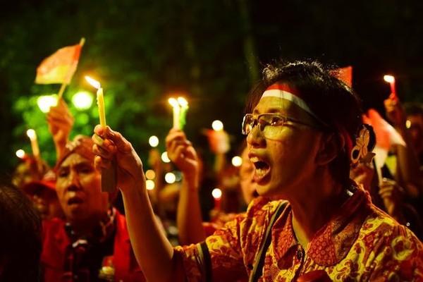 Pancasila Masih Laku, Mayoritas Menolak Khilafah - Berita Harian Indonesia