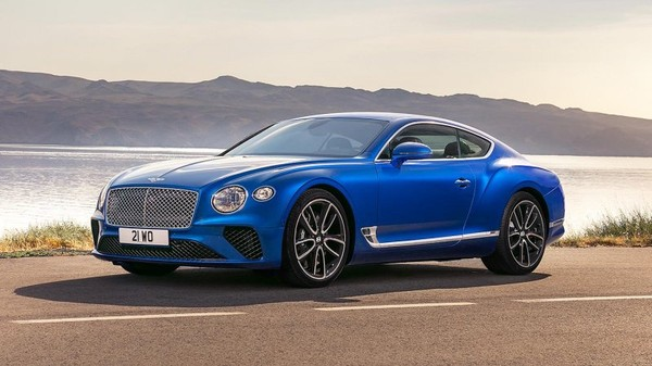 TheSpeed 6-inspired2018 Bentley Continental GT was worth the wait!