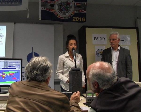 Des radio-amateurs contactent Thomas Pesquet à bord de l'ISS