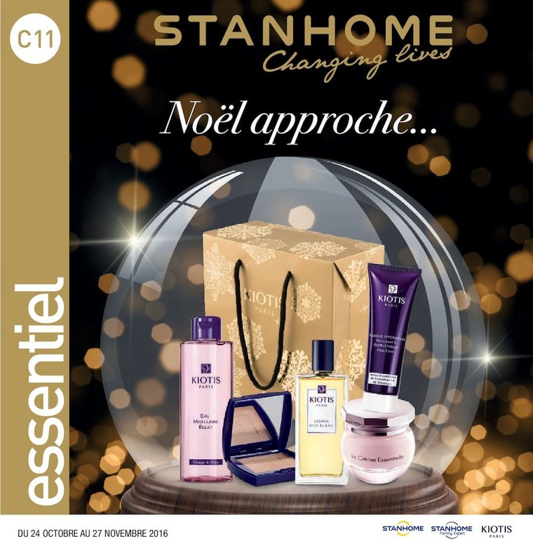 L'Essentiel C11 Stanhome Kiotis