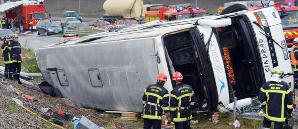 Accident de car de Mulhouse : les raisons du drame - France - TF1 News