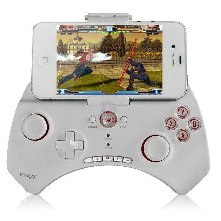 Free shipping ! Bluetooth Wireless Game Controller Gamepad Joystick for iPhone/Pod/Pad/Android Phone