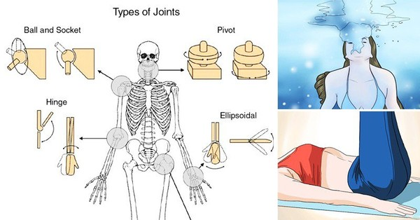 Common Types of Joint Pain and Exercise Tips For Quick Relief - Healthy Food Society