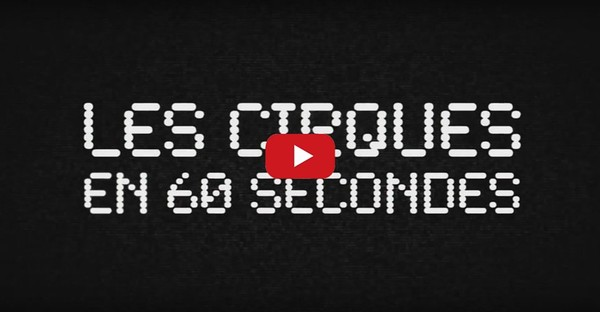 REGARDEZ : La cruauté des cirques révélée en 60 secondes